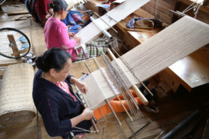 Artisan weaving